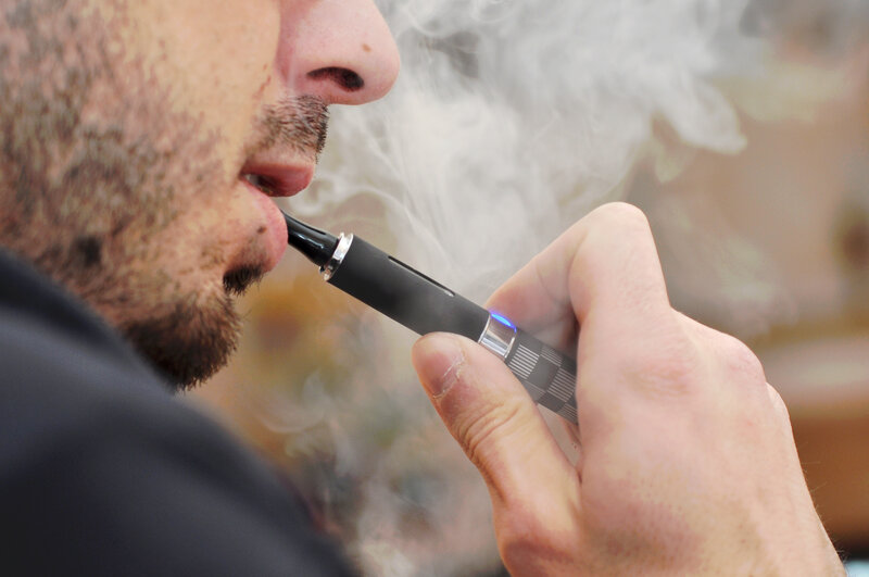FDA To Ban E-Cigarette Sales At Gas Stations And Convenience Stores : Shots  - Health News : NPR