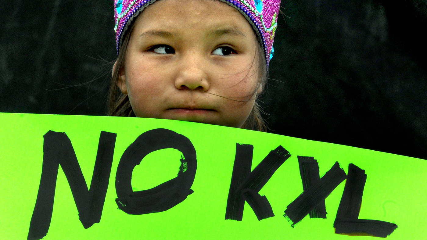 Judge Puts Keystone XL Pipeline On Hold Pending Further Environmental Study