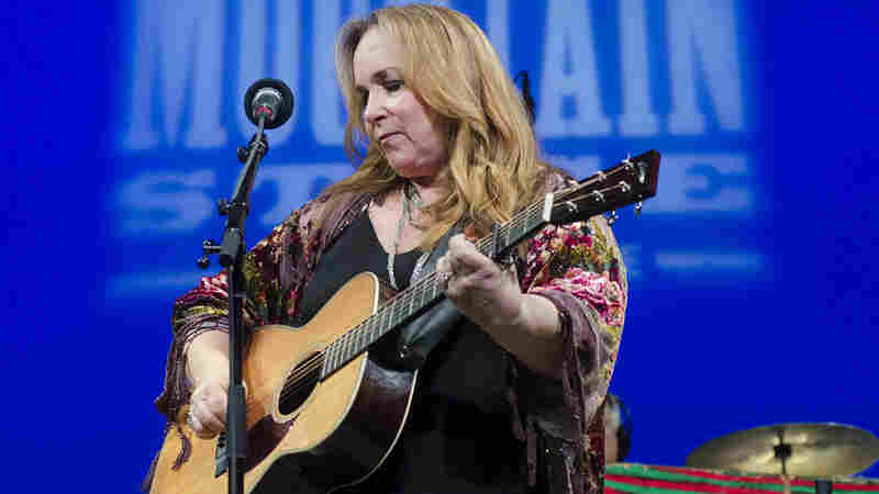 Gretchen Peters On Mountain Stage