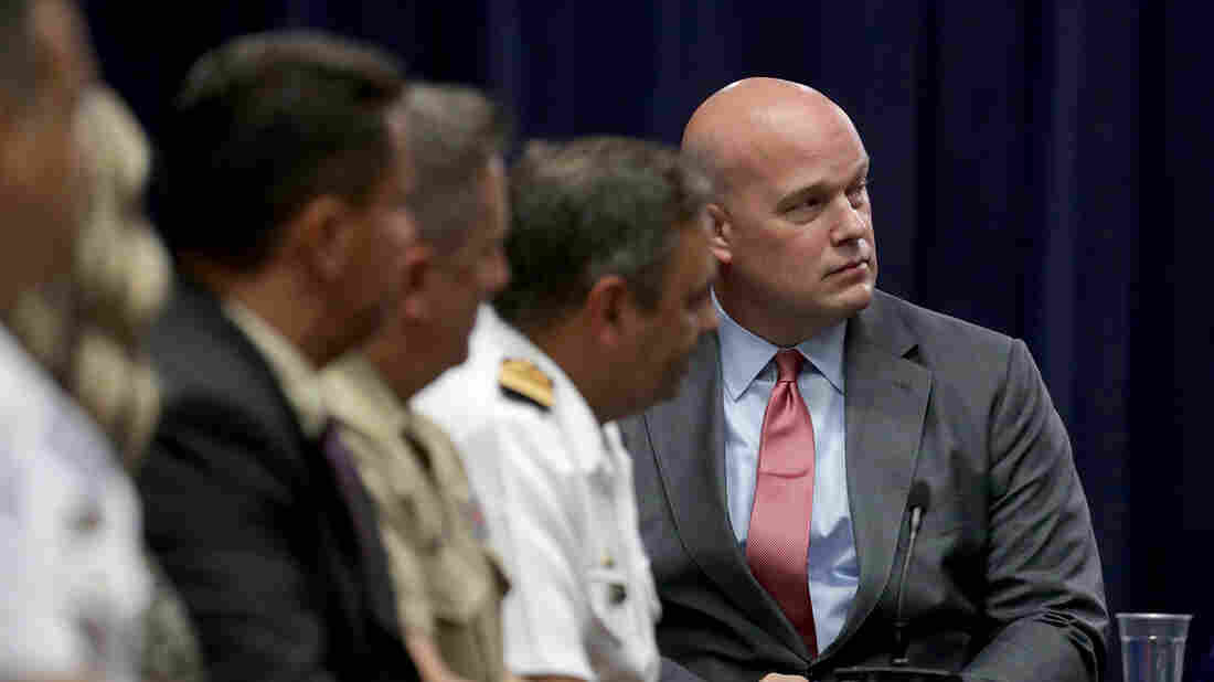 Former Attorney General Says Whitaker Appointment 'Confounds Me' - whitaker, general, former, confounds, attorney, appointment