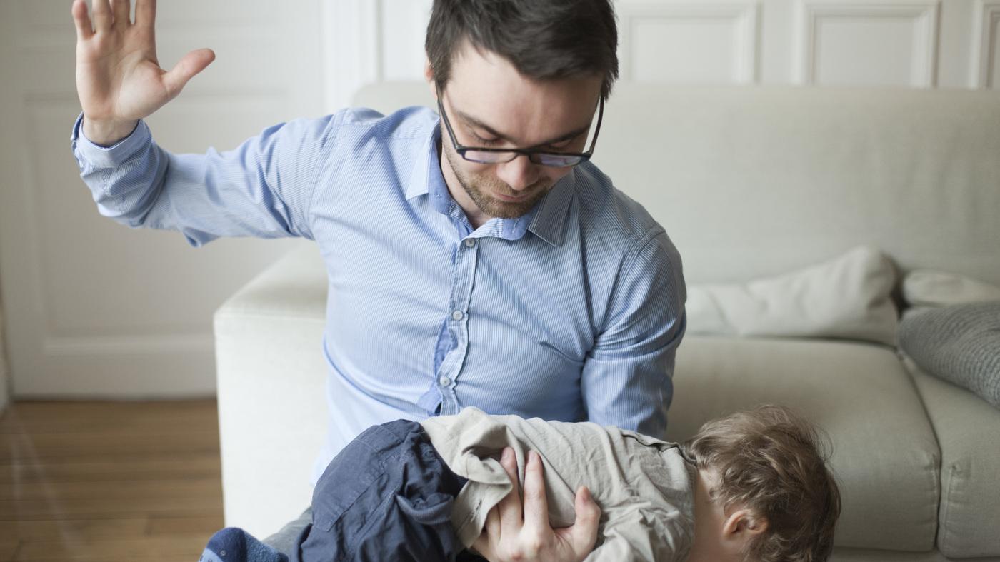 The American Academy Of Pediatrics On Spanking Children: Don't Do It ...