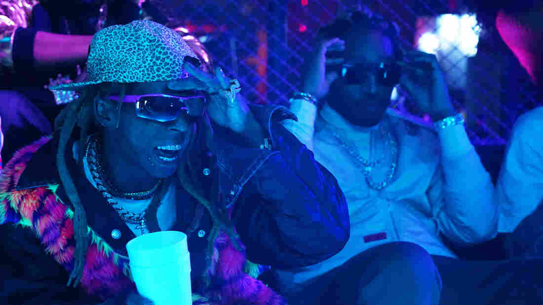 On 'SNL,' Lil Wayne And Future Address Consent
