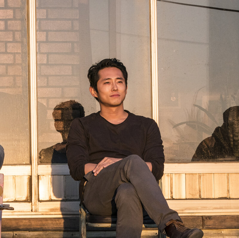 Steven Yeun Won't Say Whether Or Not His 'Burning' Character