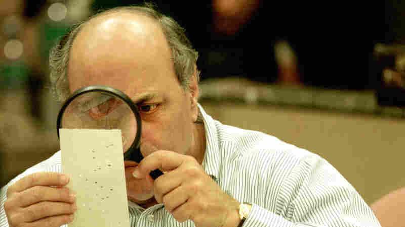 2000年佛罗里达州重新计票:一场噩梦萦绕