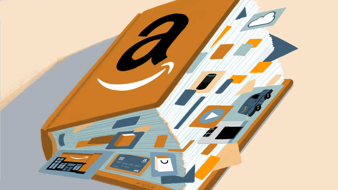 Since its creation in 1994, Amazon has grown far beyond books.