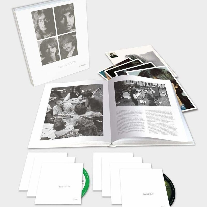 How The Beatles Made 'The White Album' : All Songs Considered : NPR