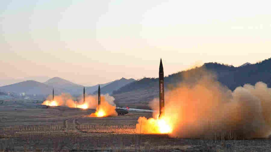 Commercial Satellites Reveal North Korean Missile Base