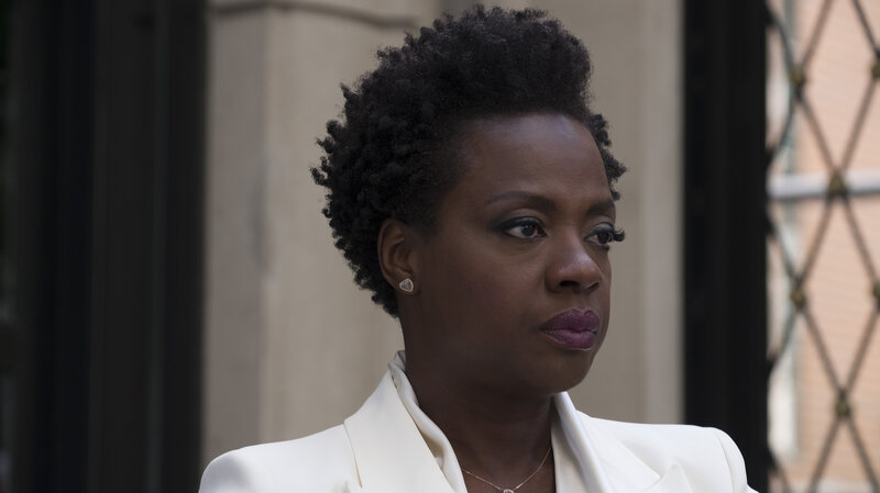 Viola Davis as Veronica Rawlings in Widows