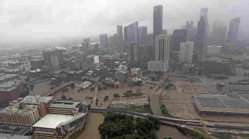 Houston Got Hammered By Hurricane Harvey — And Its Buildings Are Partly To Blame