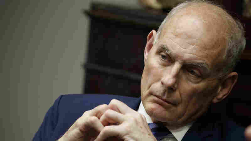 Chief Of Staff John Kelly To Leave White House At The End Of The Year