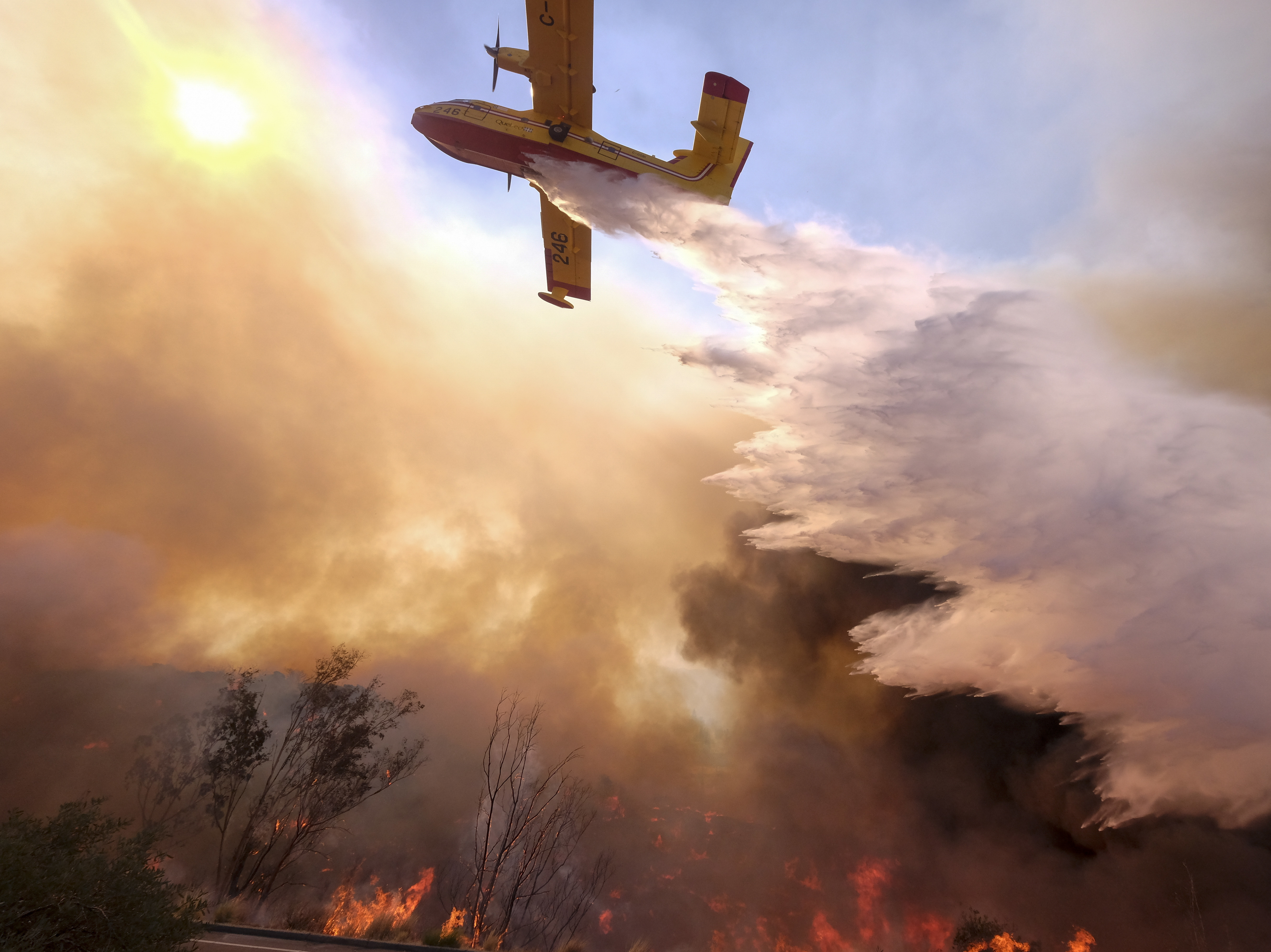 California's Camp Fire Becomes The Deadliest Wildfire In ...