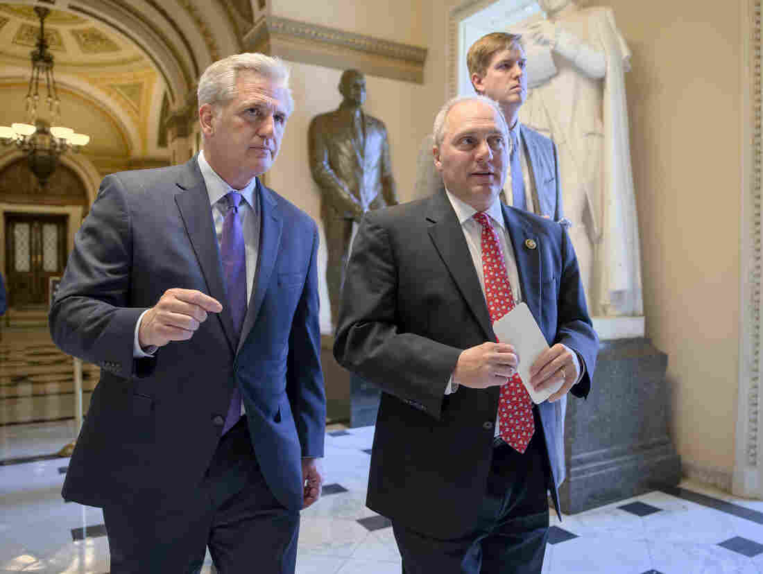Republican Kevin McCarthy to become next House minority leader