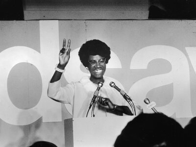 A Look Back On Shirley Chisholm's Historic 1968 House Victory