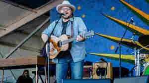 In 'Let's Go,' Wilco Frontman Jeff Tweedy Details His Struggles And Joys