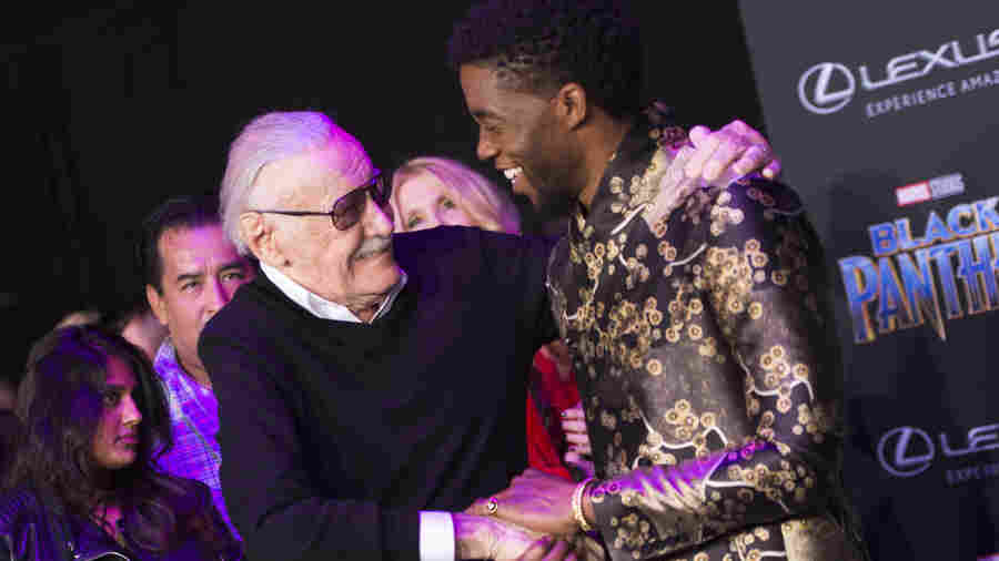 Opinion: How Stan Lee Helped This Blerd Find His Superhero