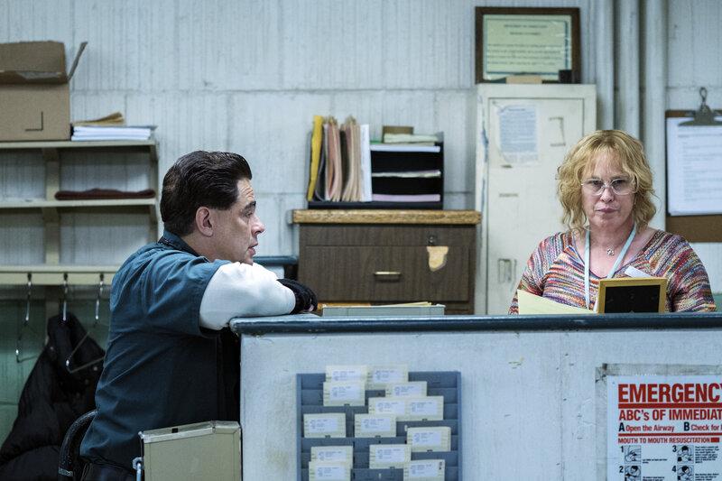 The True-Story, Love-Triangle, Prison-Break Drama 'Escape At