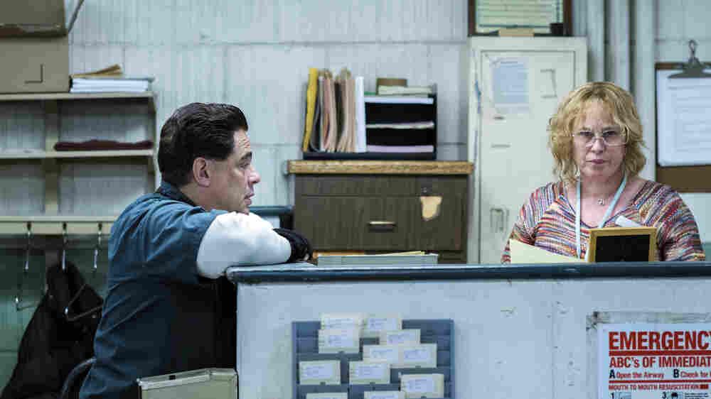 The True-Story, Love-Triangle, Prison-Break Drama 'Escape At Dannemora'