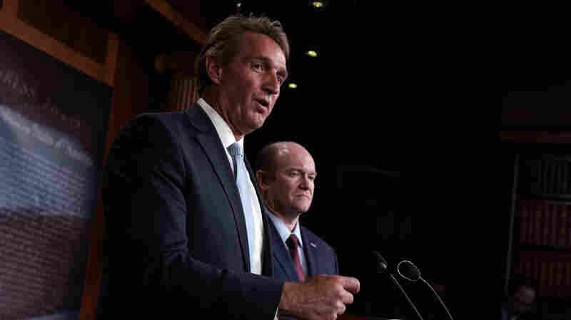 Flake Pledges To Block Committee Votes On Judges — Until Mueller Bill On Senate Floor
