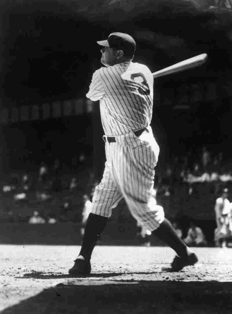 "George Herman ""Babe"" Ruth Jr. is one of the most famous baseball players in American history. From 1914 to 1935, the legendary slugger hit 714 home runs and helped establish baseball as ""America's Favorite Pastime."""