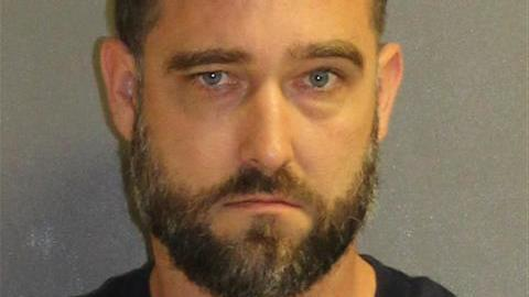"""Jared Coburn, 37, """"tried to explain to us that he was making his own version of a firework,"""" Lake Helen Police Chief Mike Walker said."""