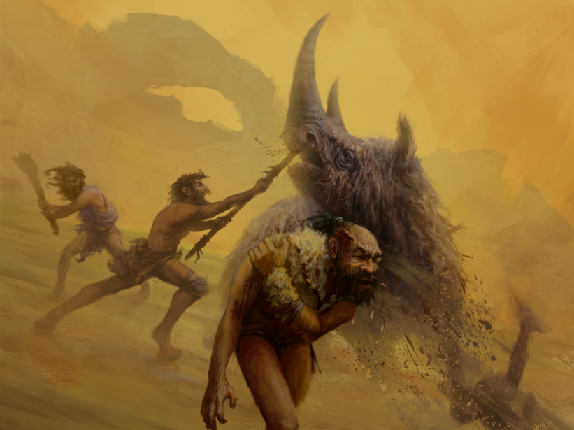 Neanderthals faced risks but so did our ancestors: skull injury study