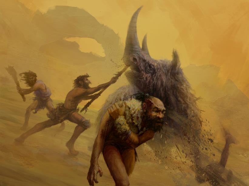 Neanderthal life not especially risky, skull analysis shows
