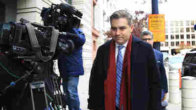Decision Expected Today In CNN Suit Over White House Revoking Acosta's Press Pass