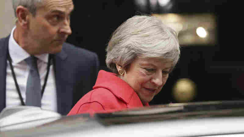 U.K. Wracked By Political Turmoil As Top Ministers Reject Draft Brexit Deal