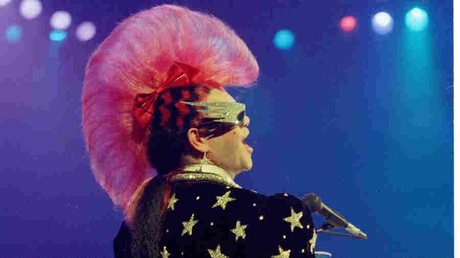 Tear-Jerker British Ad Recreates Elton John's Christmas Past