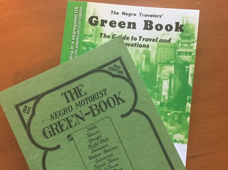 604d9740f108 The Green Book  Celebrating  The Bible of Black Travel    Code ...