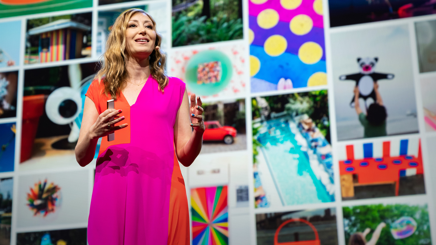 Ingrid Fetell Lee: How Can We Design More Joy Into Our Surroundings?