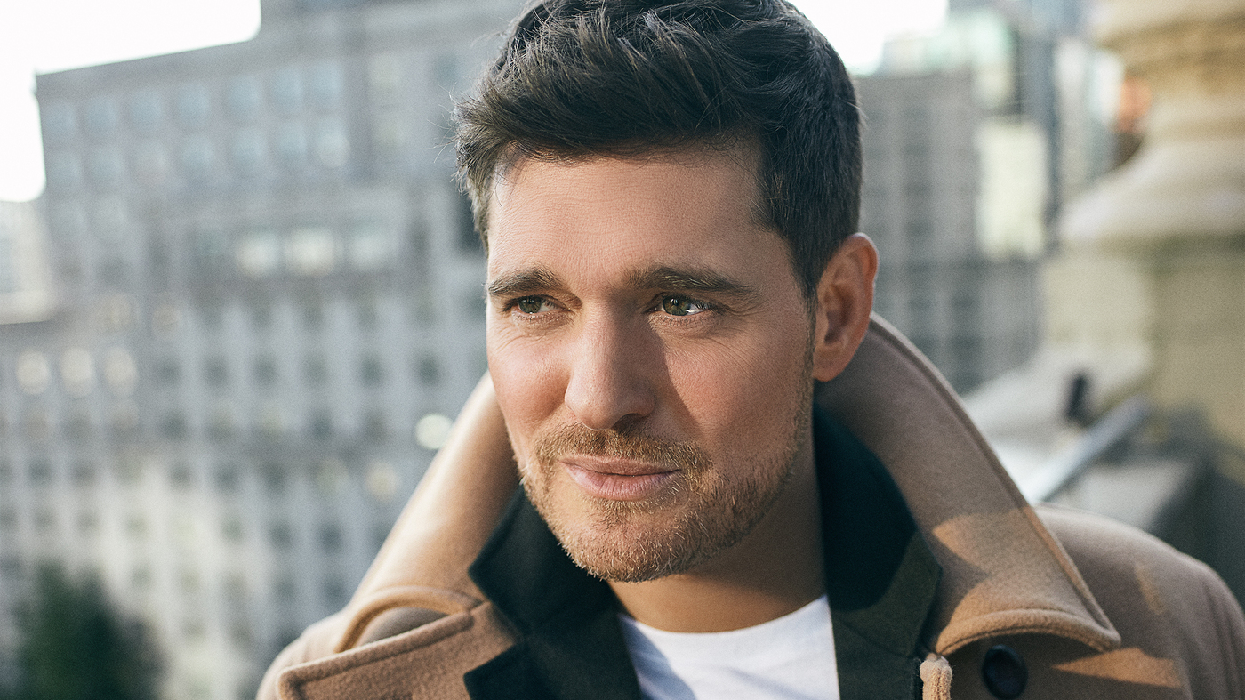 Michael Bublé Wants To Spread The 'love'