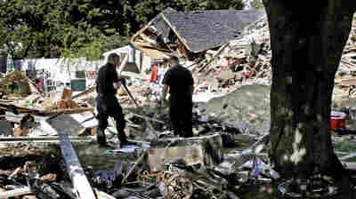 Federal Investigators Pinpoint What Caused String Of Gas Explosions In Mass.