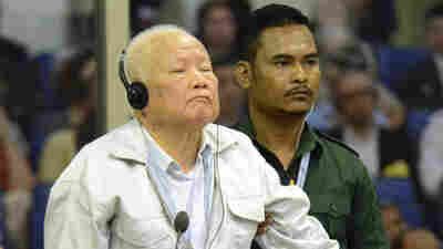 Verdict On Khmer Rouge Leaders Is First To Officially Acknowledge Regime's Genocide