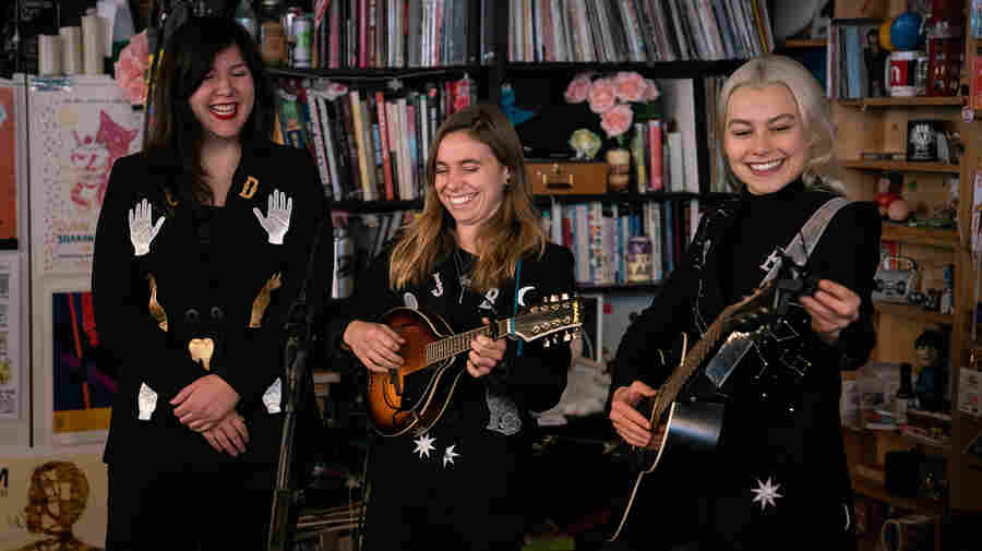 Boygenius: Tiny Desk Concert