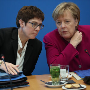 These Politicians Are Vying To Succeed Germany's Angela Merkel