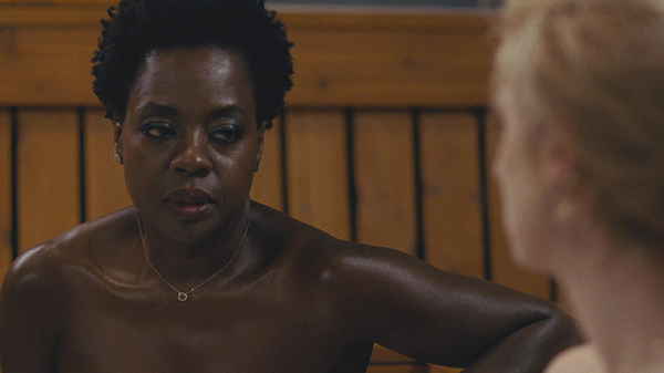 In Widows, Viola Davis turns to a life of crime after her husband dies in a botched bank robbery.