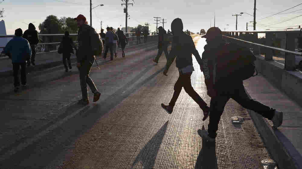 Trump Administration Faces 2 Legal Challenges For Asylum Restrictions