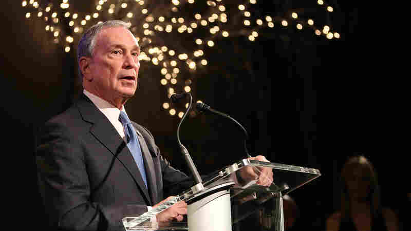 Michael Bloomberg Gives $1.8 Billion To Financial Aid At Johns Hopkins University