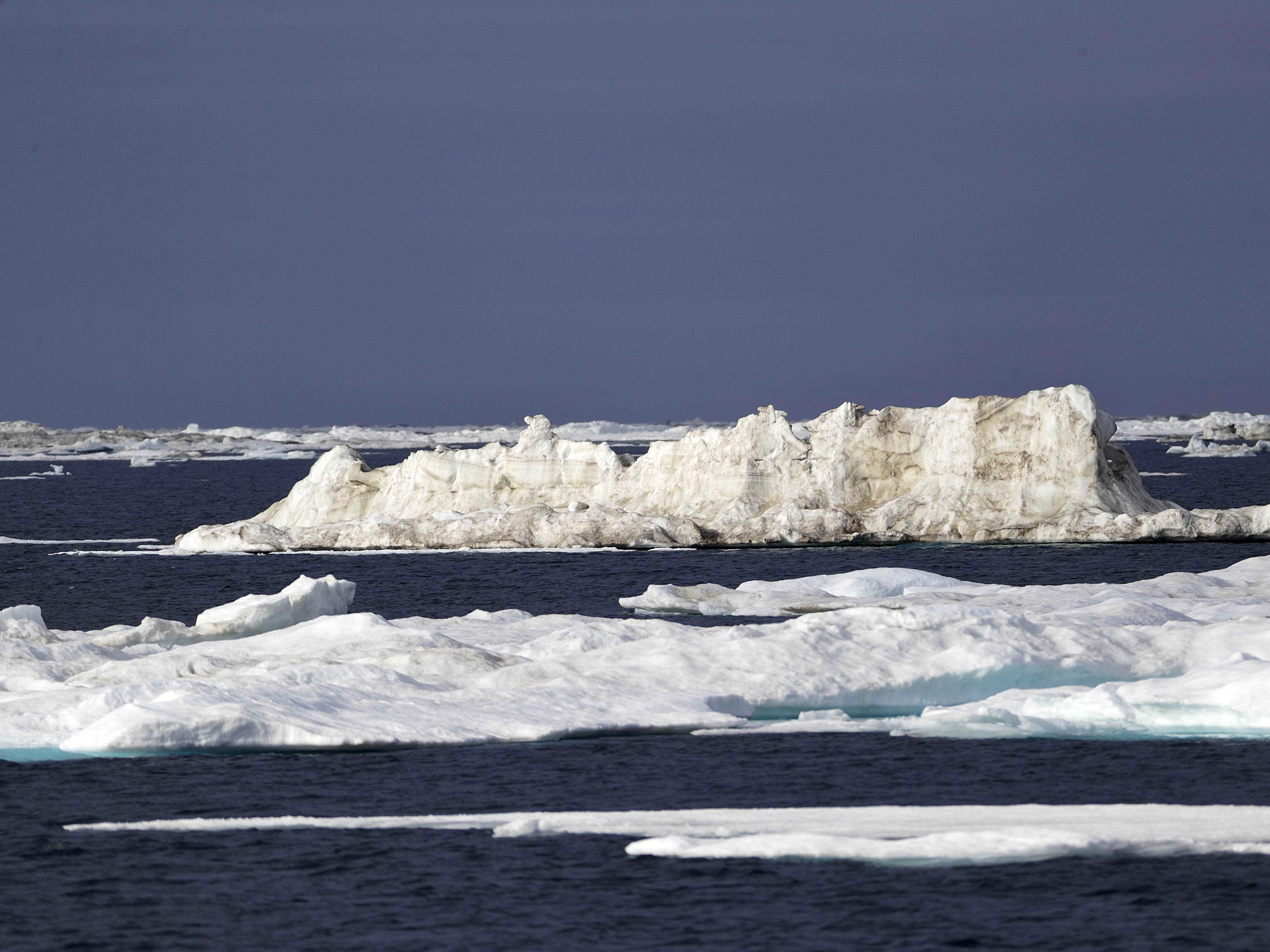 Climate Change Slows Oil Company Plan To Drill In The Arctic