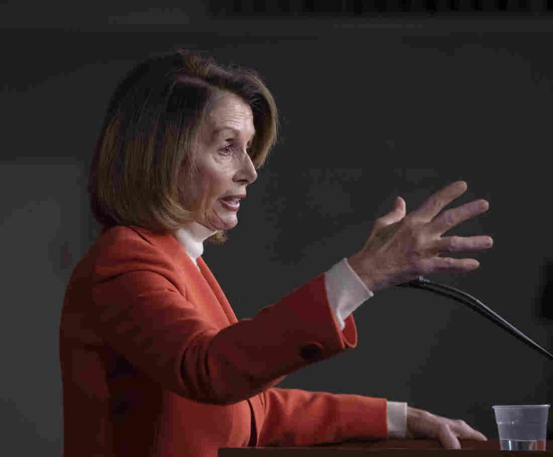 House Democrats Vow 'Never Nancy' In Open Letter