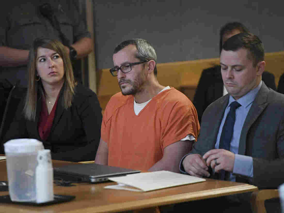 Chris Watts to be sentenced for killing pregnant wife, young daughters