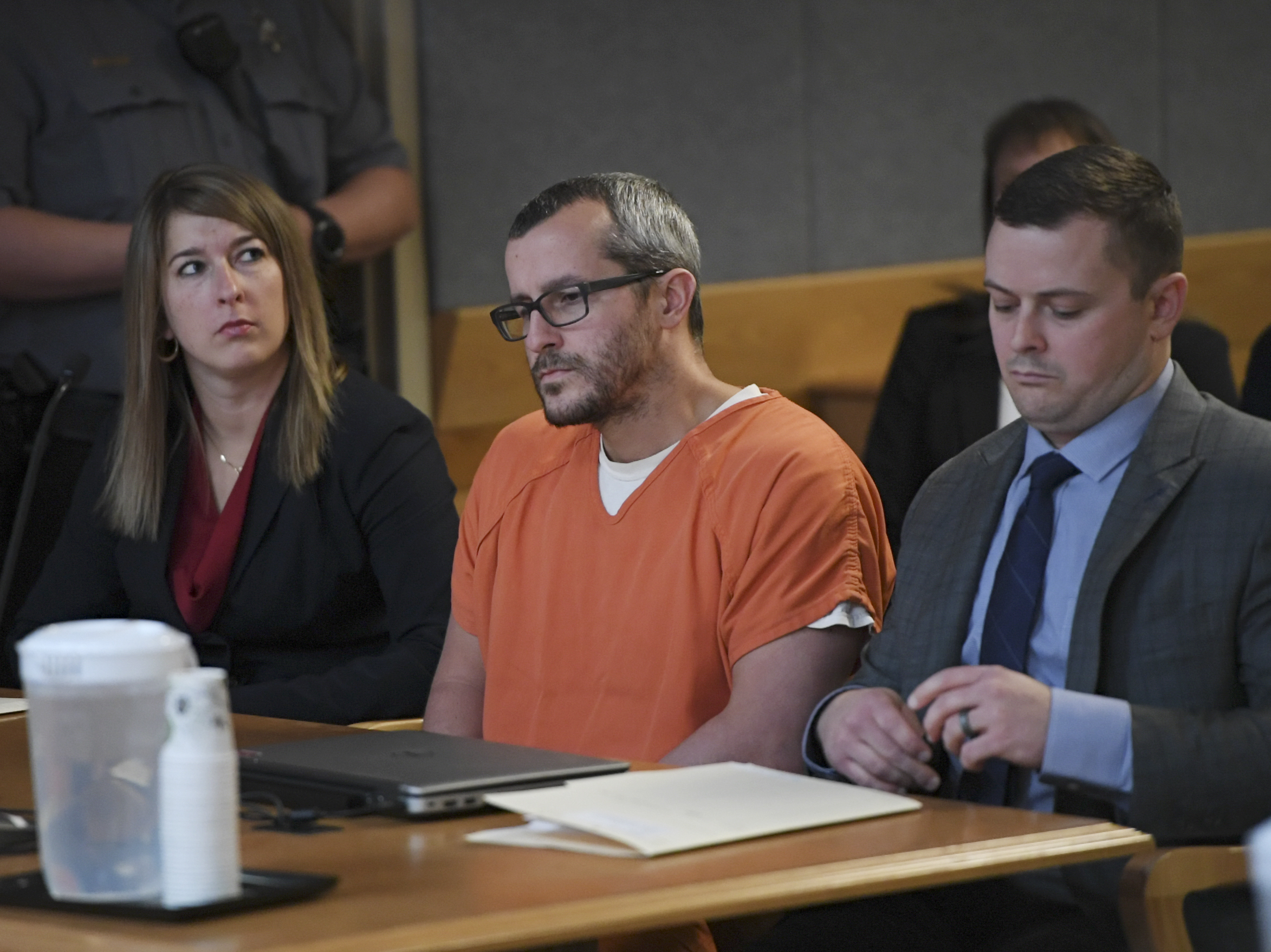 Colorado Man Sentenced To Life In Prison For Killing Pregnant Wife And Daughters