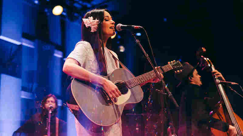 Kacey Musgraves On World Cafe