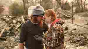 Calif. Authorities Raise Wildfire Death Toll To 80, Lower Number Of Missing Persons