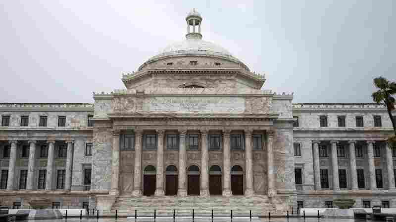 Advocates Fight 'Culture of Secrecy' In Post-Hurricane Puerto Rico