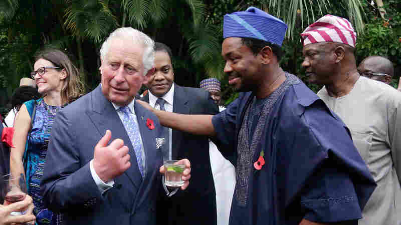 Why Prince Charles Said 'God Don Butta My Bread!' In Nigeria