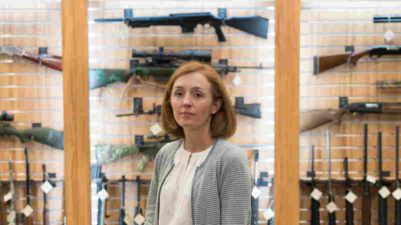 Gun Shops Work With Doctors To Prevent Suicide By Firearm
