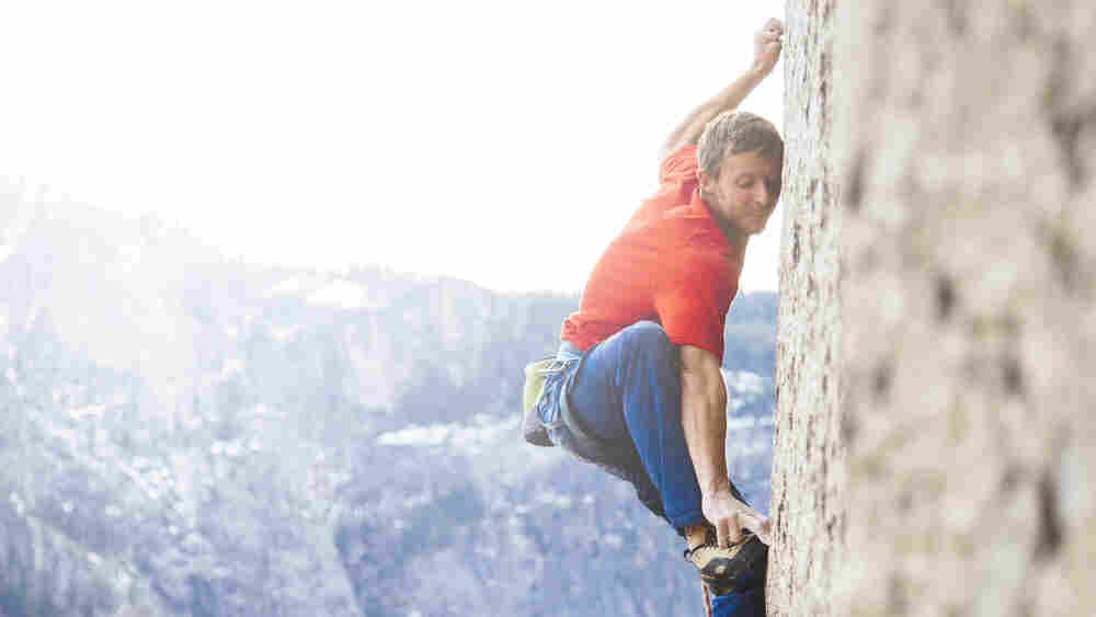 'It Looked Impossible': New Film Follows Free Climbers Up The 'Dawn Wall'