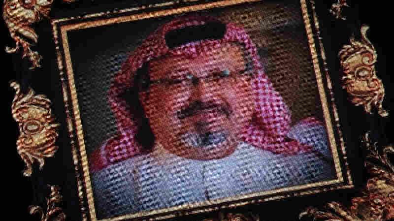 Trump Says U.S. Will Remain 'Steadfast Partner' Of Saudis, Despite Khashoggi Killing